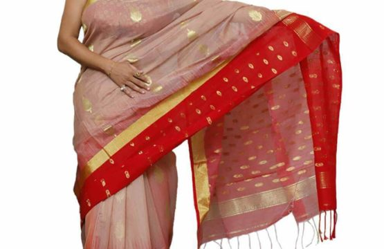 Pure Khadi Silk Saree